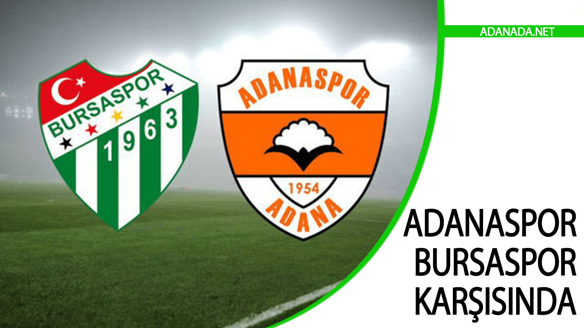 Adanaspor Bursaspor Karşısında