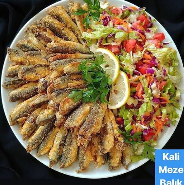 Kali Meze Balık