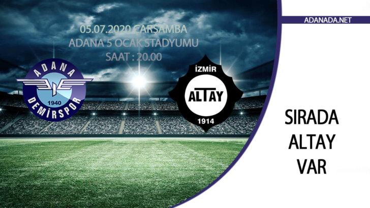 Sırada Altay Var