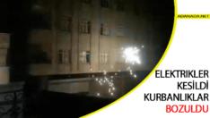 Elektrikler Kesildi, Kurbanlıklar Bozuldu