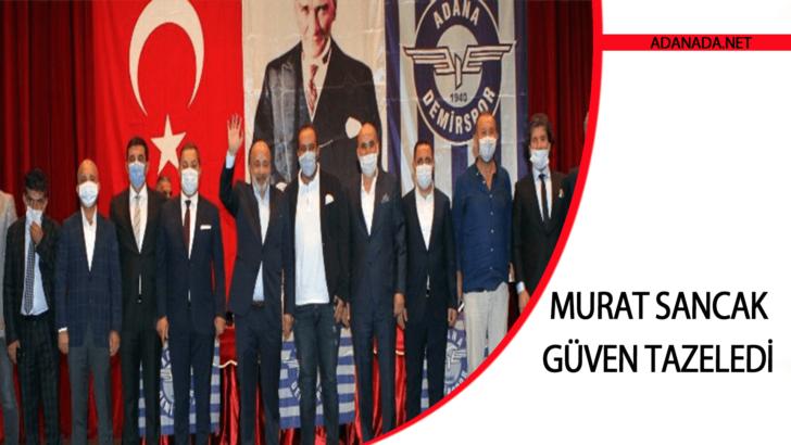 Murat Sancak Güven Tazeledi