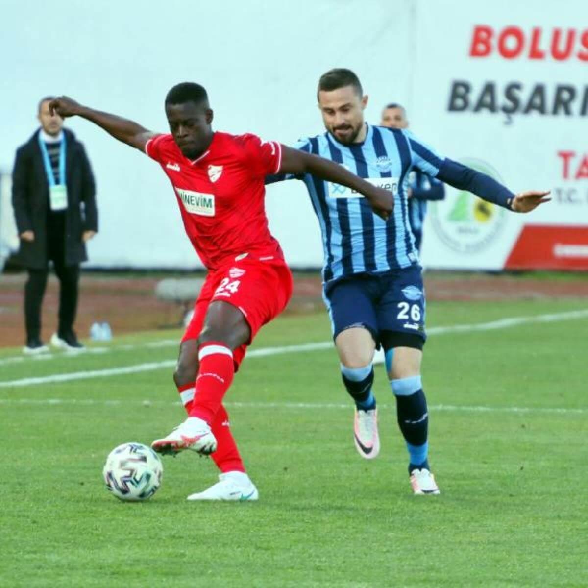 Adana Demirspor: 1-2
