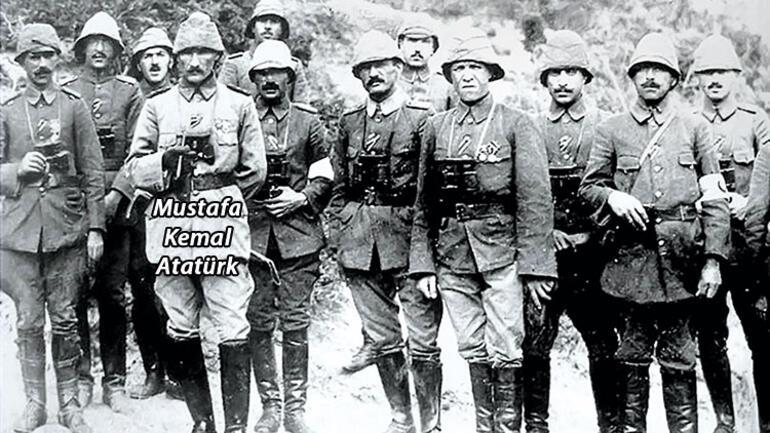 Amerikan askeri dergiden Atatürk'e övgü: Parlak zekâ, güçlü irade