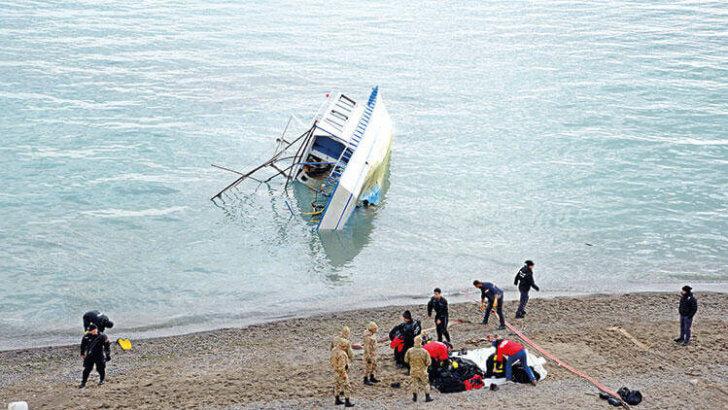 Bangladeş'ten Van'a insanlık dramı! Kıyıya 10 metre kalmıştı…