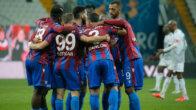 Beşiktaş'ın serisini Trabzonspor bitirdi!