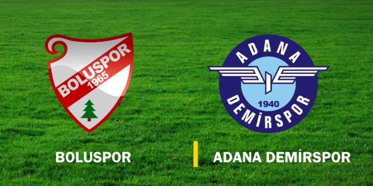 Beypiliç Boluspor - Adana Demirspor Maçın Ardından