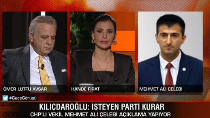 CHP'de mektup tartışması! Kılıçdaroğlu'na neden mektup yazdığını açıkladı