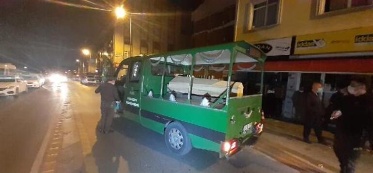 İstanbul Bayrampaşada otelde kan donduran cinayet Ferdane Kurt, çocuğunun gözleri önünde öldürüldü