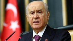 MHP lideri Bahçeli'den HDP ve Cumhur İttifakı mesajı