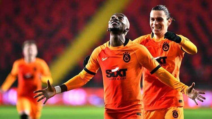 Onyekuru şov yaptı, G.Saray kazandı! 3 gol…