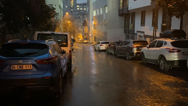 İstanbulda yılbaşı gecesi vatandaşları şoke eden olay