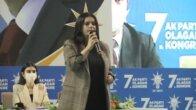 AK Parti Genel Başkan Yardımcısı Sarıeroğlu, partisinin Adana 7. Olağan İl Kongresi'nde konuştu Açıklaması
