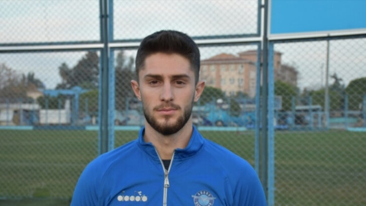 Adana Demirspor'un Fenerbahçe'den kiraladığı İsmail Yüksek'in hedefi şampiyonluk Açıklaması