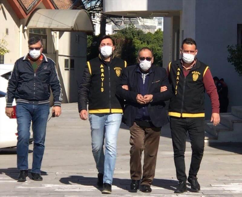 Adana'da 2 cinayetten 56 yıl 10 ay kesinleşmiş hapis cezasıyla aranan hükümlü yakalandı
