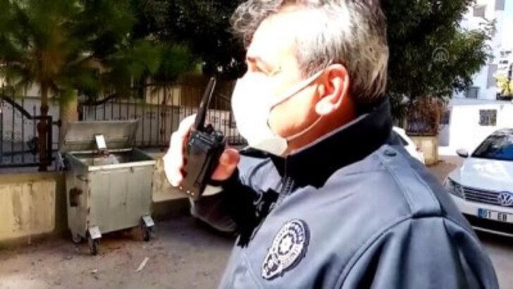 Adana'da Evinde Uyuşturucu Ele Geçirilen Zanlı Gözaltına Alındı