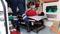 Adana'da çıkan bıçaklı kavgada bir kişi yaralandı