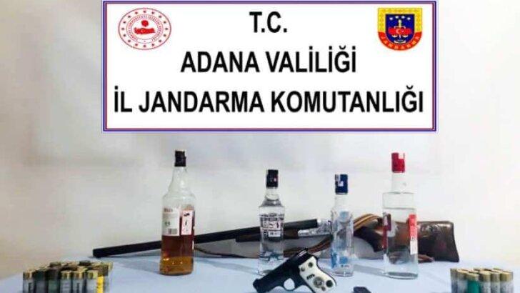 Adana'da jandarmadan huzur ve güven uygulaması