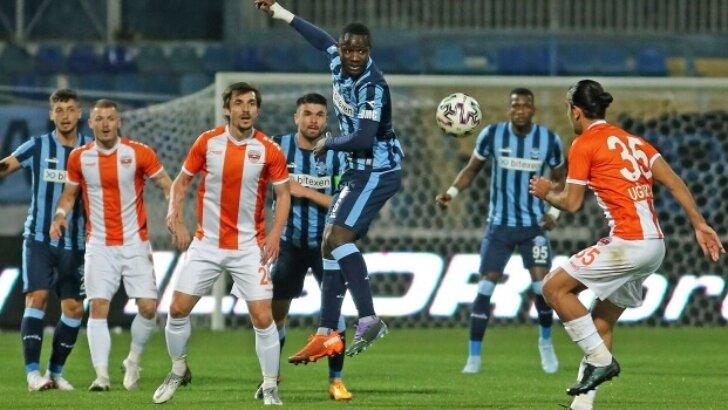 Derbide Kazanan Yok, Adanaspor 2 – Adana Demirspor 2