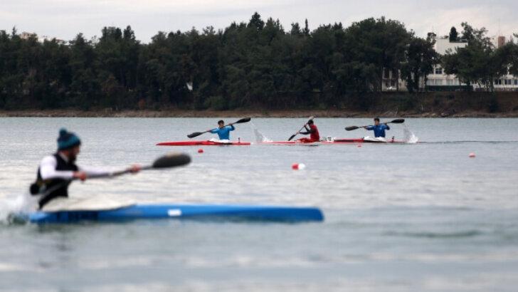 Durgunsu Kano Uzun Mesafe Milli Takım Seçme Yarışları Adana'da tamamlandı