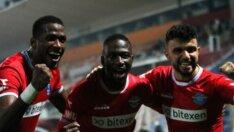 #Elveda5Ocak, Adana Demirspor 2 – Ankaraspor 0