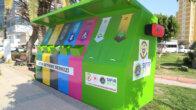 Yüreğir Belediyesinden 'Sıfır Atık Projesi'ne destek