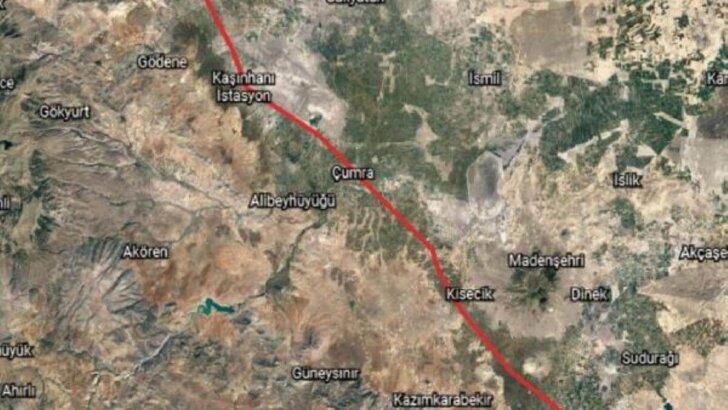 Bakan Karaismailoğlu: Konya-Karaman YHT hattında 8 Şubat'ta test sürüşlerine başlanılacak