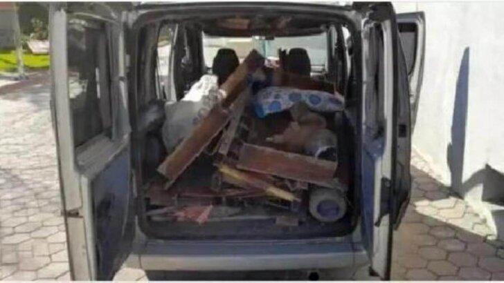Karaisalı'da vana hırsızları denetim sırasında yakalandı