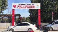 Aralarında şehit kabirlerinin bulunduğu tahrip edilen 79 mezar onarılıyor