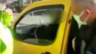 Adana'da sivil polisin yolcu gibi bindiği korsan taksiciye 8 bin 349 lira ceza verildi