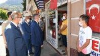 Adana Valisi Süleyman Elban'dan Feke esnafına ziyaret