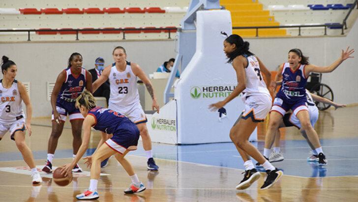 BB Adana Basketbol 51 – ÇBK Mersin Yenişehir : 90