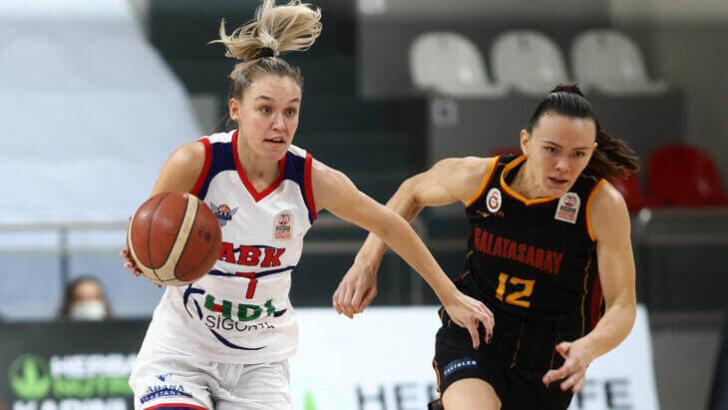 Büyükşehir Belediyesi Adana Basketbol, Galatasaray Karşısında