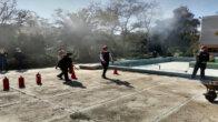 ÇÜ personellerine Temel Afet Bilinci ve Yangın Eğitimi verildi