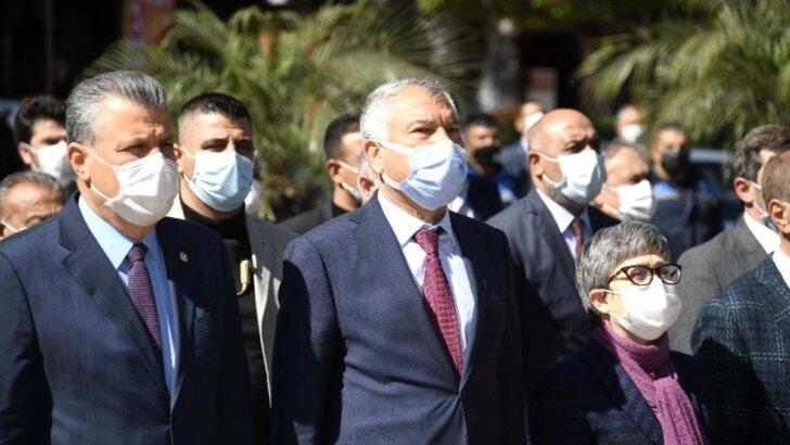 'İstiklal Marşının 100. Yılı' kutlandı