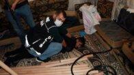 Adana'da eş zamanlı operasyonda 282 bin 900 uyuşturucu hap ele geçirildi