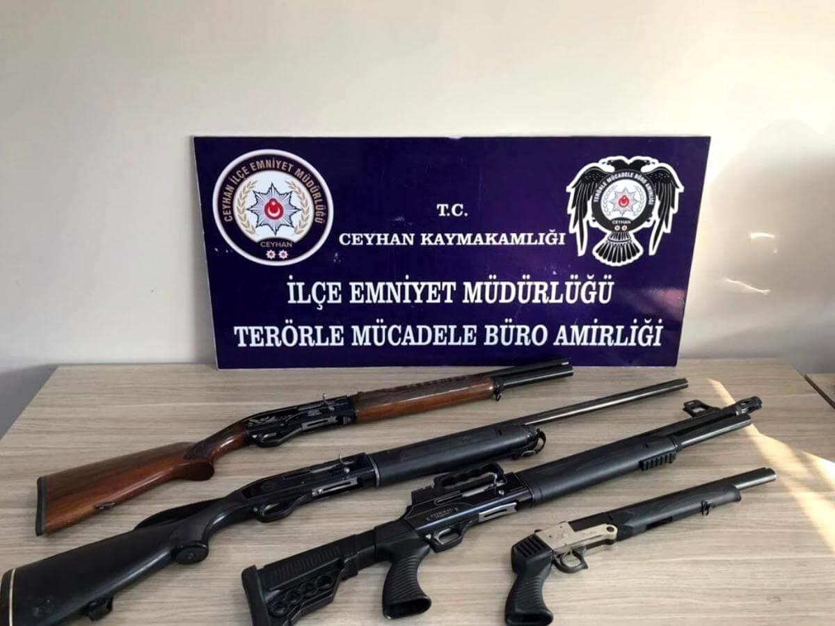 Adana'da PKK operasyonu: 15 gözaltı