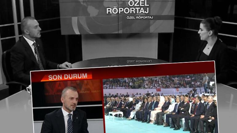 AK Partide flaş değişiklik Genel Başkan Yardımcısı açıkladı