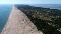 Adana'da denizdeki kirliliğin Akyatan Lagünü'ne ulaşmaması için çalışma başlatıldı