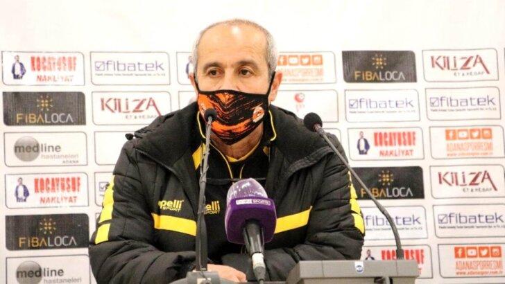 Eyüp Arın: 'Yediğimiz ikinci gol sonrası oyundaki dengeler değişti'