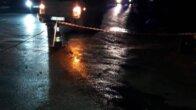 Kamyonetle çarpışan otomobildeki karı- koca yaralandı