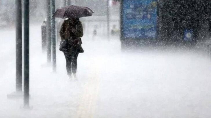 Meteoroloji uyardı! Yağışlar 4 gün boyunca etkili olacak
