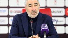 Samet Aybaba: 'Samsunspor maçı ligi yeniden başlatma maçıydı'