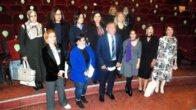 Seyhan Belediye Meclisi'nde Kadınlar Günü kutlaması