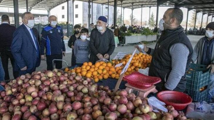 Seyhan'da 31 mahallede semt pazarı kurulacak