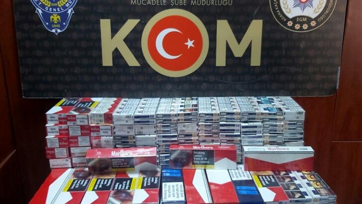 Adana'da kaçak akaryakıt ve sigara operasyonu: 4 gözaltı