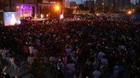 Adanalılar Pinhani konserine akın etti