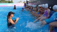Kozan'da 'Yüzme Bilmeyen Kalmasın' Projesine 2 Bin başvuru