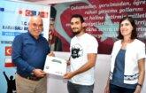 'Kırsaldaki Gençlerin Girişimciliği' projesi kapsamında pilot eğitim