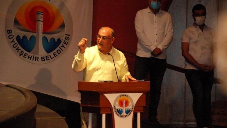 Adana Büyükşehir Belediye Meclisinde 'yavşak' tartışması