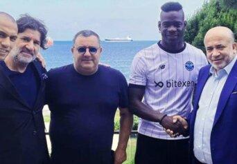 Adana Demirspor'un çiçeği burnunda transferi Mario Balotelli: Ben normal bir insanım, deli değilim